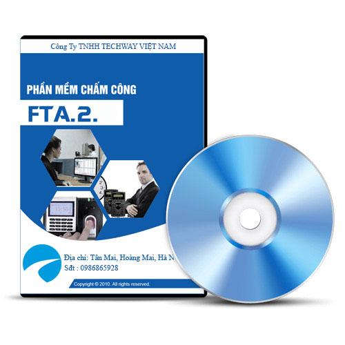 phần mềm chấm công FTA