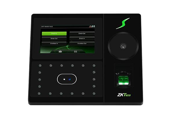 giới thiệu ZKTeco uFace 202